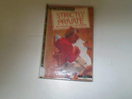 9780140328318: Strictly Private: Anthology of Poetry (Plus)