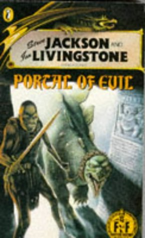 9780140328394: Steve Jackson and Ian Livingstone Present: Portal Of Evil (Fighting Fantasy 37)