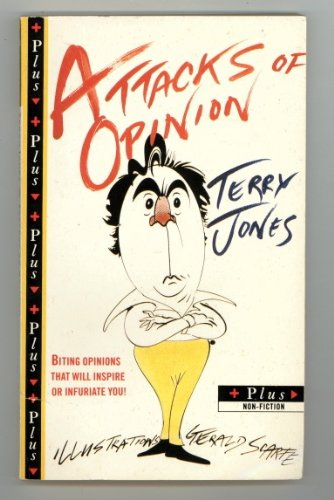 Attacks of Opinion (Plus) (0140328955) by Terry Jones