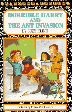 9780140329148: Horrible Harry and the Ant Invasion