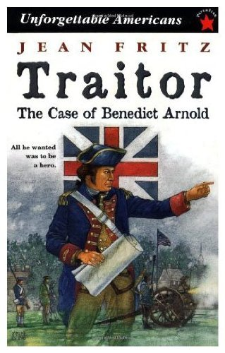 9780140329407: Traitor: The Case of Benedict Arnold