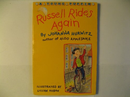 9780140329414: Russell Rides Again (A Young Puffin)