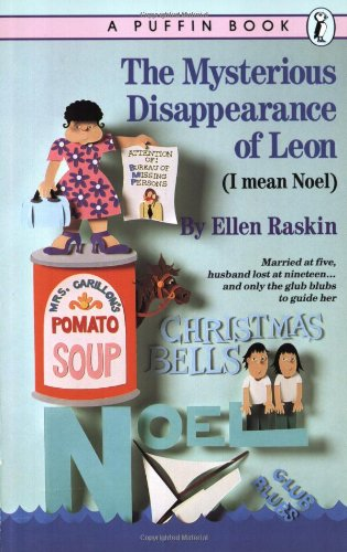 The Mysterious Disappearance of Leon (I Mean: Ellen Raskin