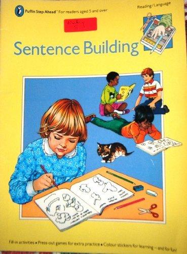 9780140330069: Sentence Building (Puffin Step Ahead Workbooks)