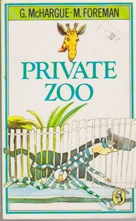 9780140331288: Private Zoo (Pocket Puffin)