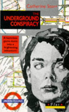 9780140340112: The Underground Conspiracy (Plus)