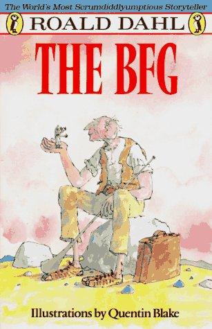 The BFG: Dahl, Roald; Roald