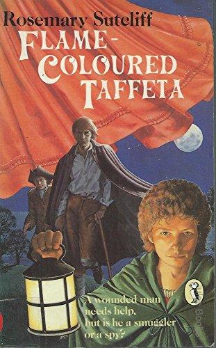 9780140340303: Flame Coloured Taffeta (Puffin Books)