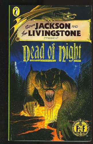 9780140340327: Dead of Night (Fighting Fantasy) (Puffin adventure gamebooks)