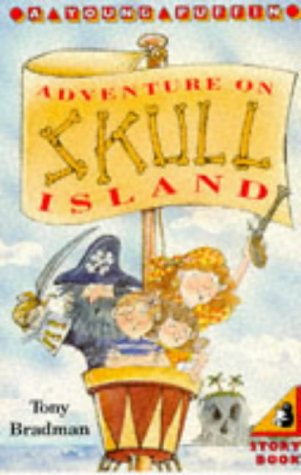 9780140340709: Adventure on Skull Island (Young Puffin Books)