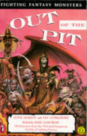 9780140341317: Out of the Pit: Fighting Fantasy Monsters