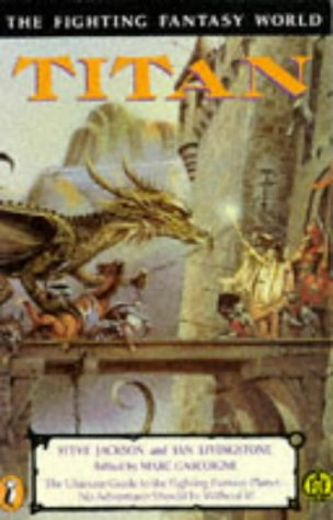 9780140341324: Titan: The Fighting Fantasy World (Puffin Adventure Gamebooks)