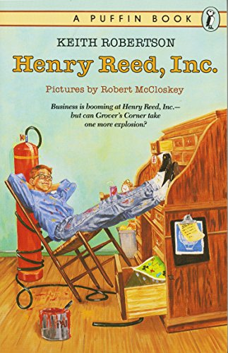 9780140341447: Henry Reed, Inc. (Puffin books)