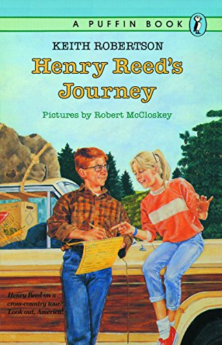 9780140341454: Henry Reed's Journey