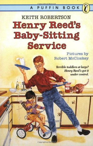 9780140341461: Henry Reed's Baby-Sitting Service (Puffin Book)