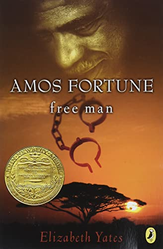 9780140341584: Amos Fortune, Free Man (Puffin Newberry Library)