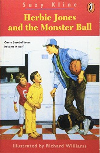 9780140341706: Herbie Jones and the Monster Ball