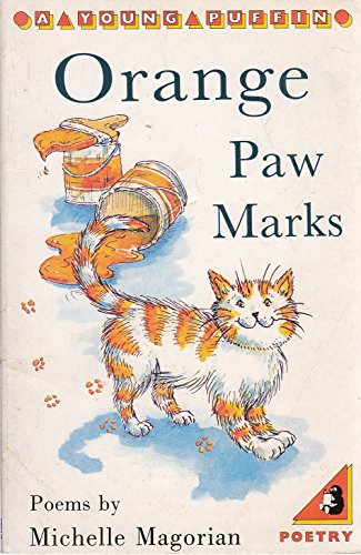 9780140342093: Orange Paw Marks (Young Puffin Poetry)
