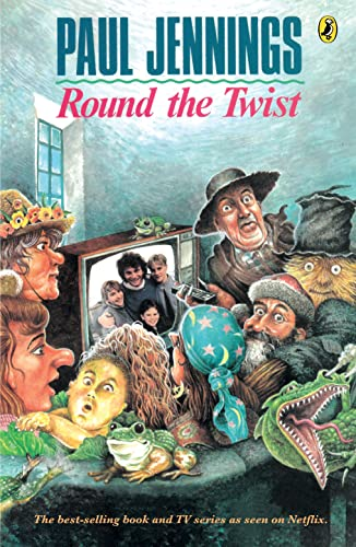 9780140342130: Round the Twist (Puffin books)