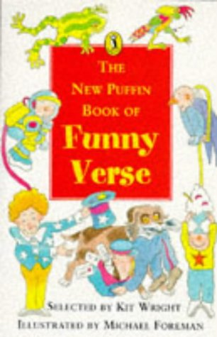 9780140342321: The New Puffin Book of Funny Verse (Puffin poetry)
