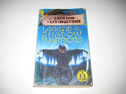 9780140342727: Legend of the Shadow Warriors (Puffin Adventure Gamebooks)