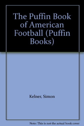 9780140342789: The Puffin Book of American Football (Puffin Books)