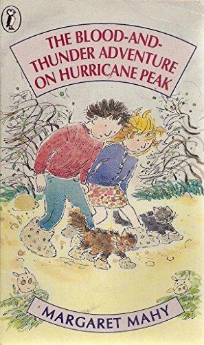 9780140342826: The Blood and Thunder Adventure on Hurricane Peak
