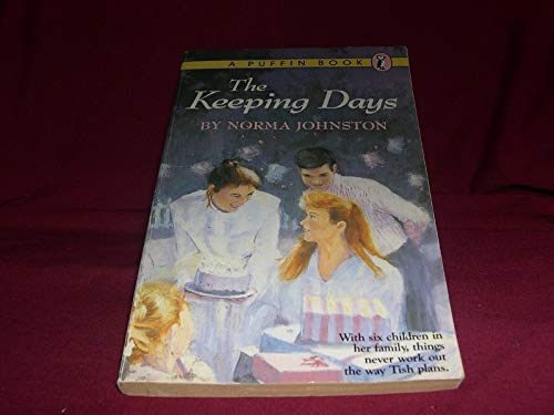 9780140342918: Johnston Norma : Keeping Days