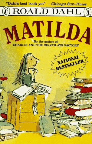 Matilda: Quentin Blake; Roald