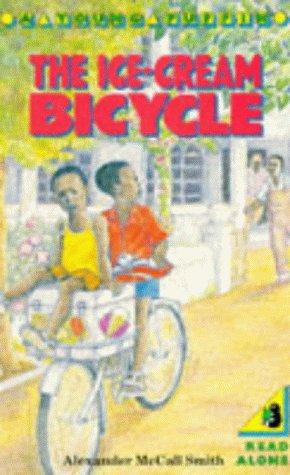 9780140342987: The ice-cream bicycle