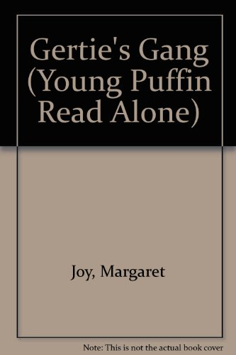 9780140343038: Gertie's Gang (Young Puffin Read Alone)