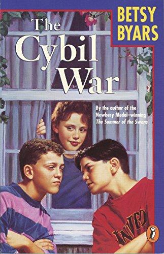 9780140343564: Byars Betsy : Cybil War