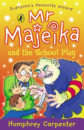 9780140343588: Mr Majeika and the School Play