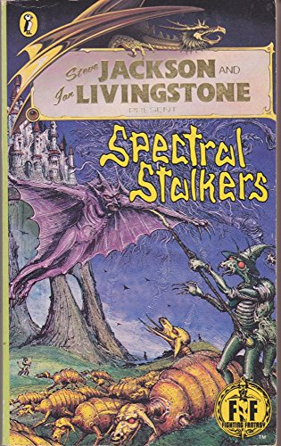 9780140343663: Spectral Stalkers (Puffin Adventure Gamebooks)