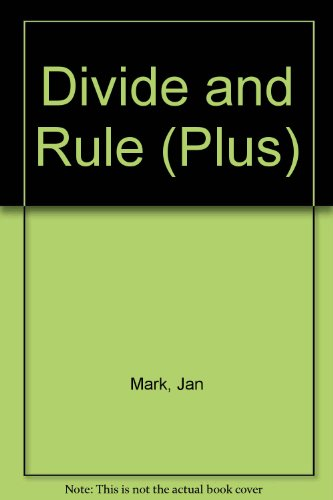 9780140343854: Divide and Rule (Plus)