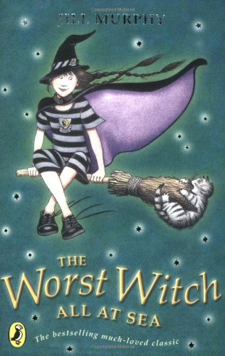 9780140343892: Confident Readers Worst Witch All At Sea (The Worst Witch)