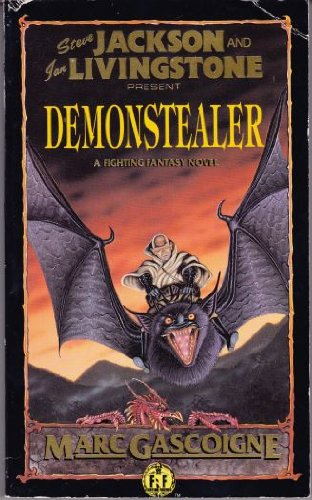 9780140343953: Demonstealer: Novel (Puffin Adventure Gamebooks)