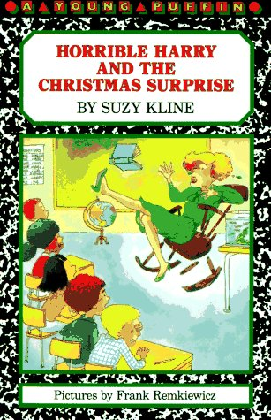 9780140344523: Horrible Harry and the Christmas Surprise