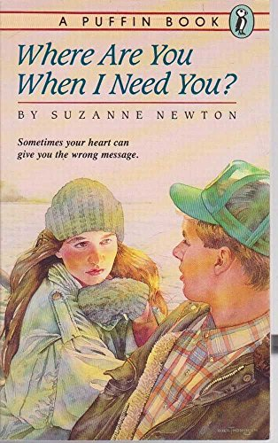 9780140344547: Where Are You When I Need You? (A Puffin Book)
