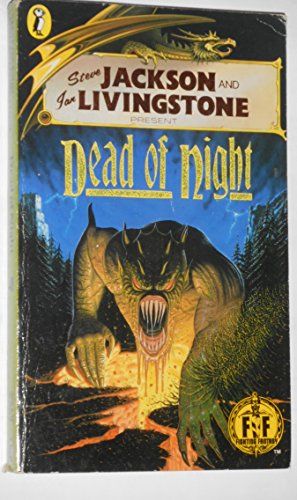 9780140344561: Dead of Night (Puffin Adventure Gamebooks)