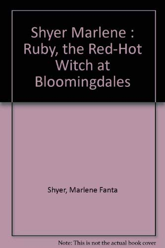 9780140345100: Ruby, the Red-hot Witch at Bloomingdale's