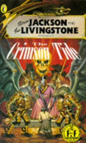 9780140345551: The Crimson Tide: Fighting Fantasy 47 (Puffin Adventure Gamebooks)