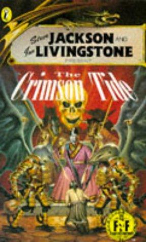 9780140345551: Crimson Tide (Puffin Adventure Gamebooks)