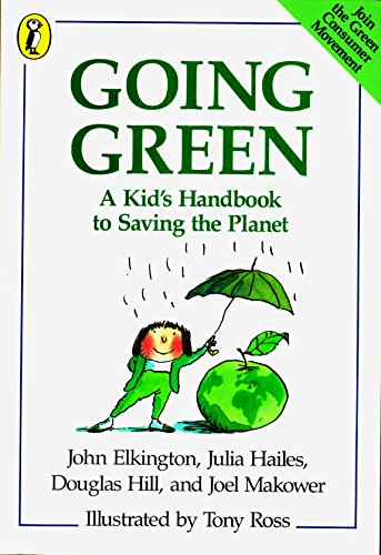 9780140345971: Elkington John : Puffin Green Consumer Guide