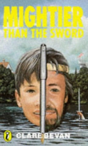 9780140345988: MIGHTIER THAN THE SWORD (PUFFIN BOOKS)