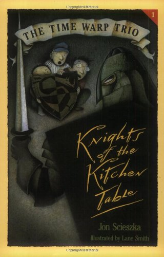 9780140346039: Knights of the Kitchen Table (Time Warp Trio (Puffin Paperback))