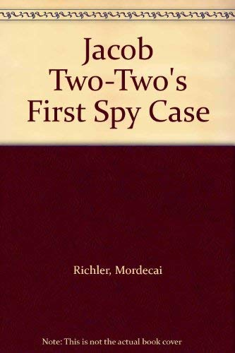 9780140346091: Jacob Two-Two's First Spy Case