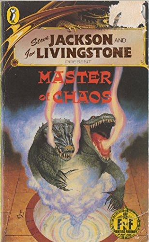9780140346251: Master of Chaos (Puffin Adventure Gamebooks)