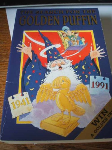 9780140346343: Search For The Golden Puffin (Puffin Books)