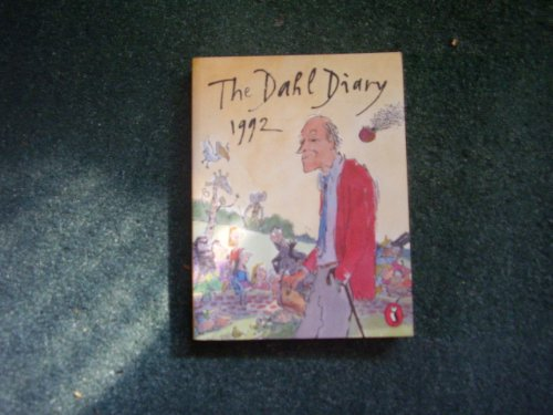 9780140346473: The Roald Dahl Diary 1992